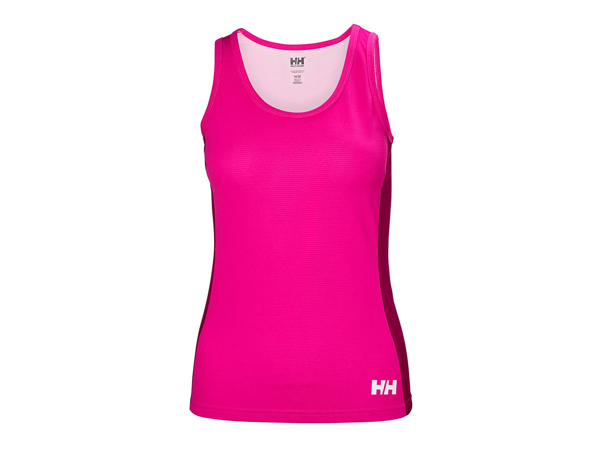 Helly Hansen W HH LIFA ACTIVE LIGHT SINGLET - DRAGON FRUIT - S (49327_181-S )