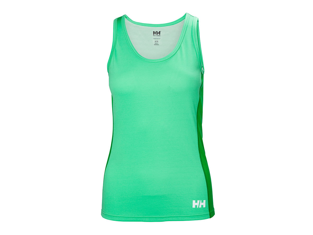 Helly Hansen W HH LIFA ACTIVE LIGHT SINGLET - SPRING BUD - XS (49327_492-XS )