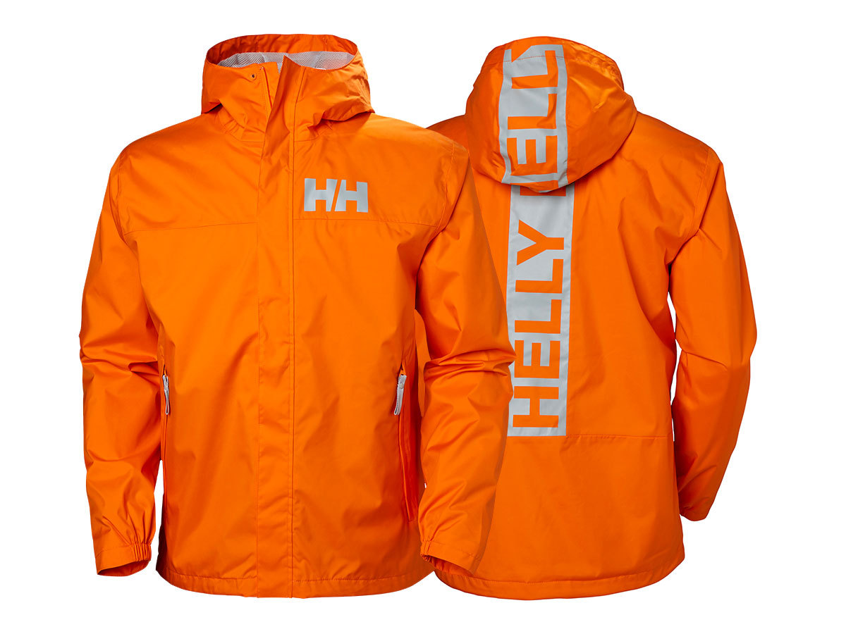 Helly Hansen ACTIVE 2 JACKET - BLAZE ORANGE - S (53279_282-S )