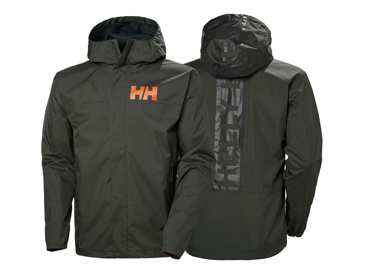 Helly Hansen ACTIVE 2 JACKET - BELUGA - S (53279_482-S )