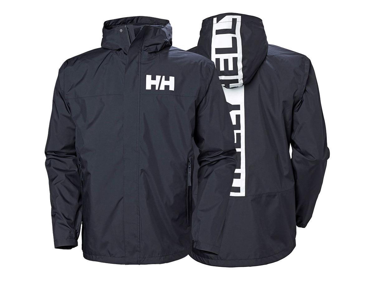 Helly Hansen ACTIVE 2 JACKET - NAVY - XXL (53279_597-2XL )