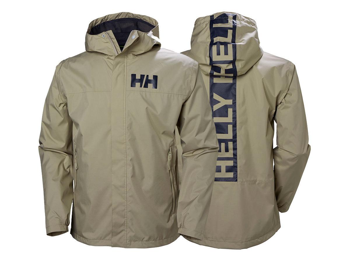Helly Hansen ACTIVE 2 JACKET - ALUMINUM - XXL (53279_706-2XL )