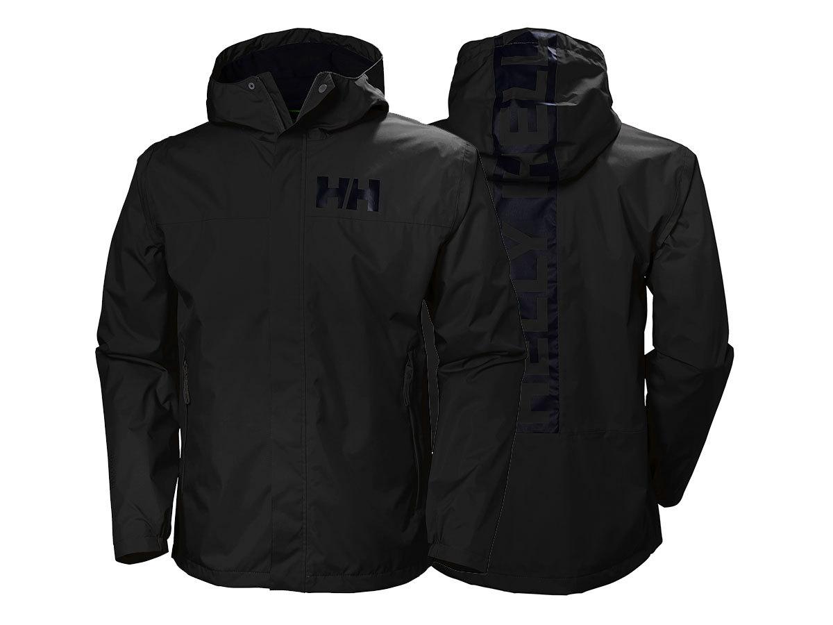 Helly Hansen ACTIVE 2 JACKET - BLACK - XL (53279_990-XL )