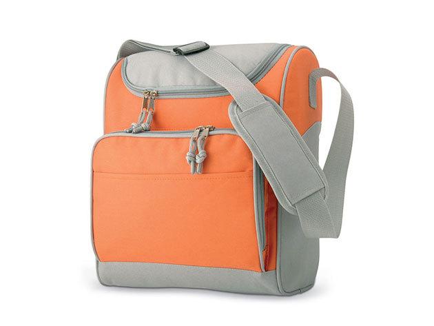 ZIPPER Hűtőtáska - Narancssárga