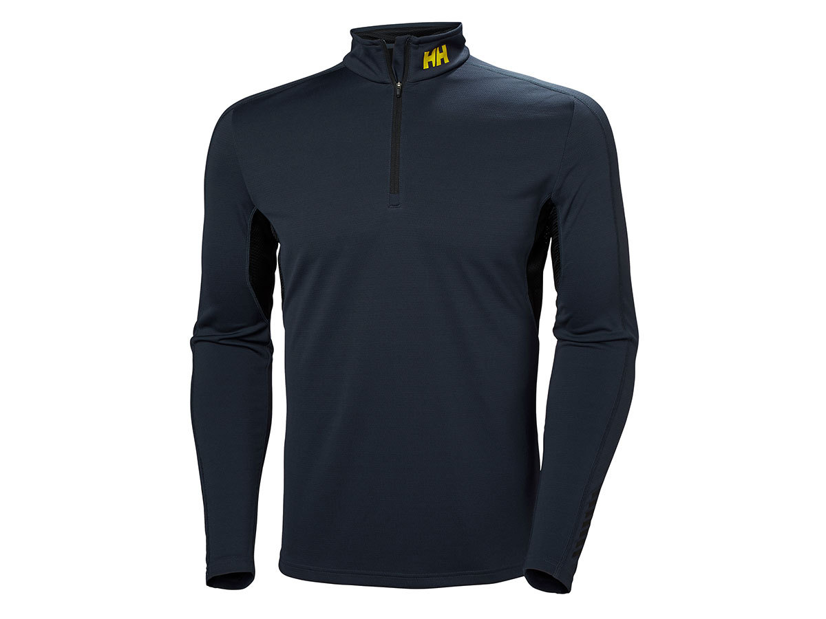 Helly Hansen HH LIFA ACTIVE MESH 1/2 ZIP - GRAPHITE BLUE - M (49318_994-M )