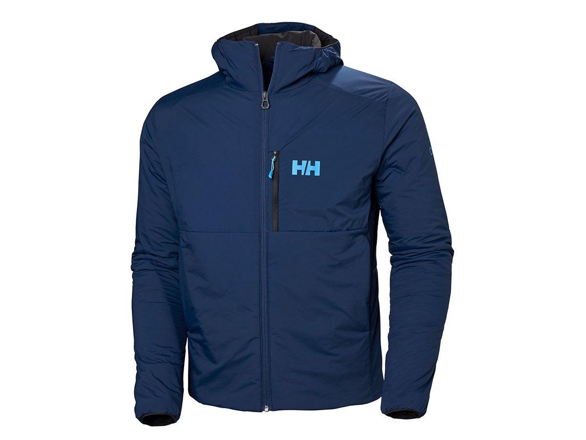 Helly Hansen ODIN STRETCH HOODED INSULATOR - CATALINA BLUE - XXL (62833_541-2XL )