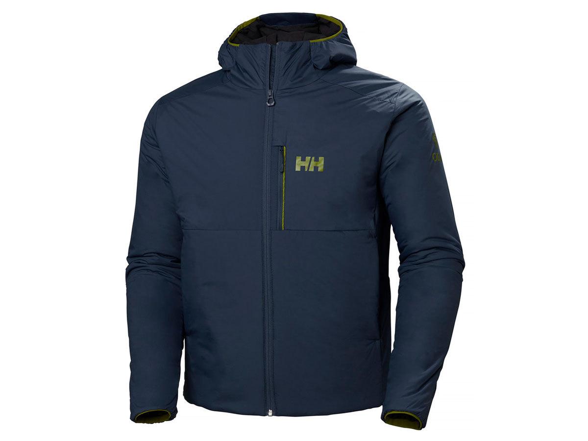 Helly Hansen ODIN STRETCH HOODED INSULATOR - NORTH SEA BLUE - XXL (62833_603-2XL )