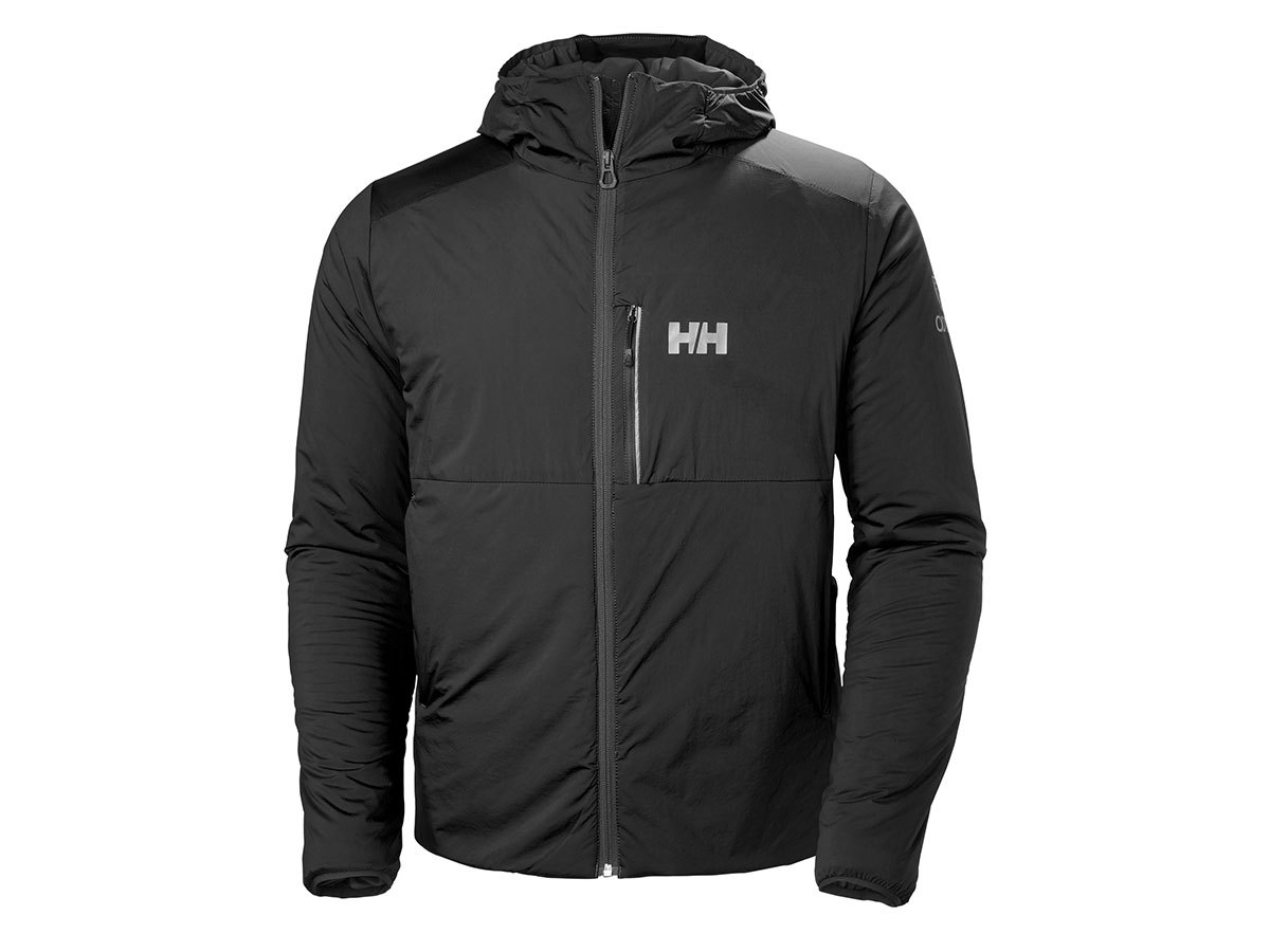 Helly Hansen ODIN STRETCH HOODED INSULATOR - BLACK - L (62833_990-L )