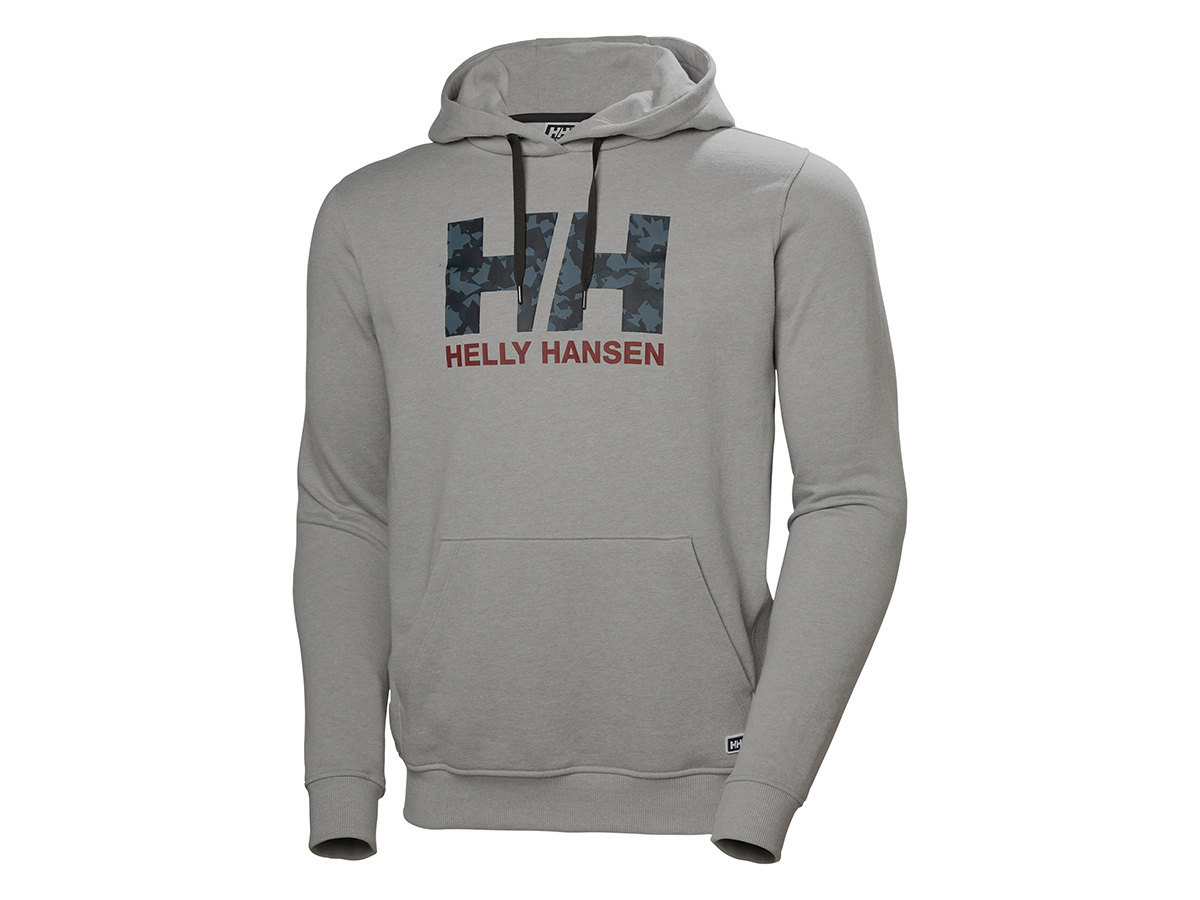 Helly Hansen F2F COTTON HOODIE - PENGUIN - XXL (62934_841-2XL )