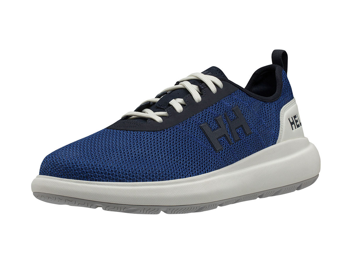 Helly Hansen SPINDRIFT SHOE - STRONG BLUE / NAVY / OFF - EU 44.5/US 10.5 (11473_560-10.5 )
