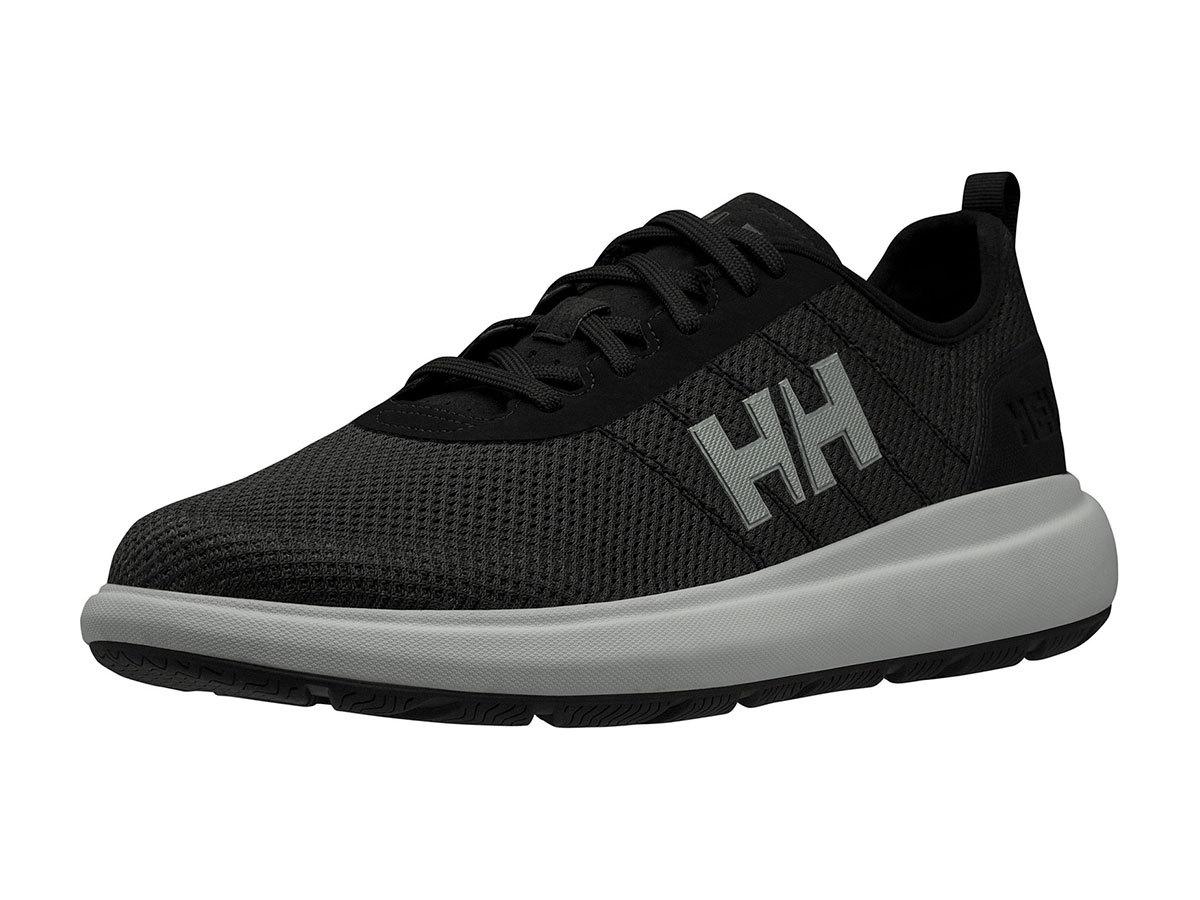 Helly Hansen SPINDRIFT SHOE - JET BLACK / OFF WHITE - EU 41/US 8 (11473_991-8 )