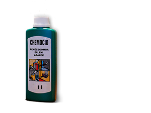 Chemocid Gombaölő és penészgátló adalék - 1 l