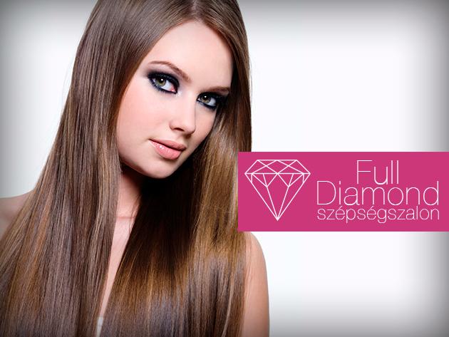 Gyönyörű, élettel teli hajad lesz a keratinos, tartós hajkiegyenesítéssel 12.990 Ft-ért!