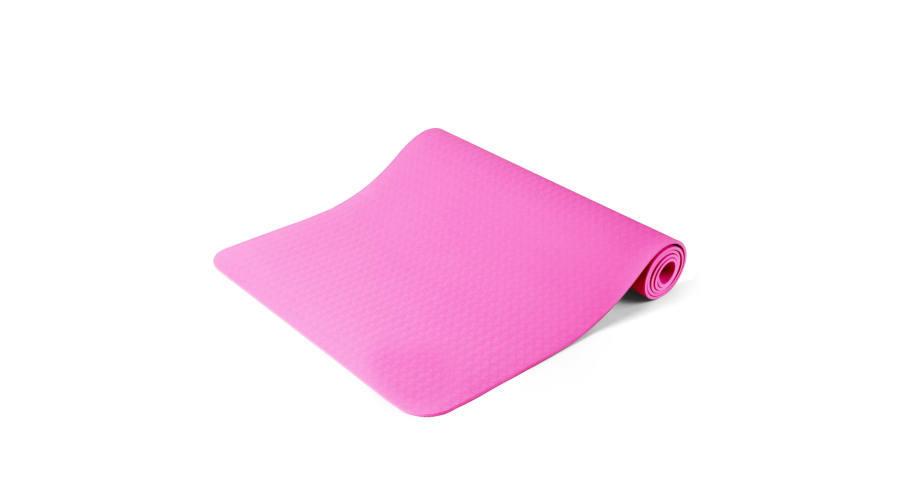 Jóga matrac, ajándék táskával 3 színben (rózsaszín) HOP1000972-3