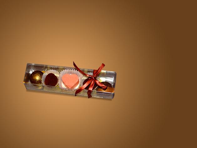 Valentin napi ajándékcsomag (kicsi) For HIM