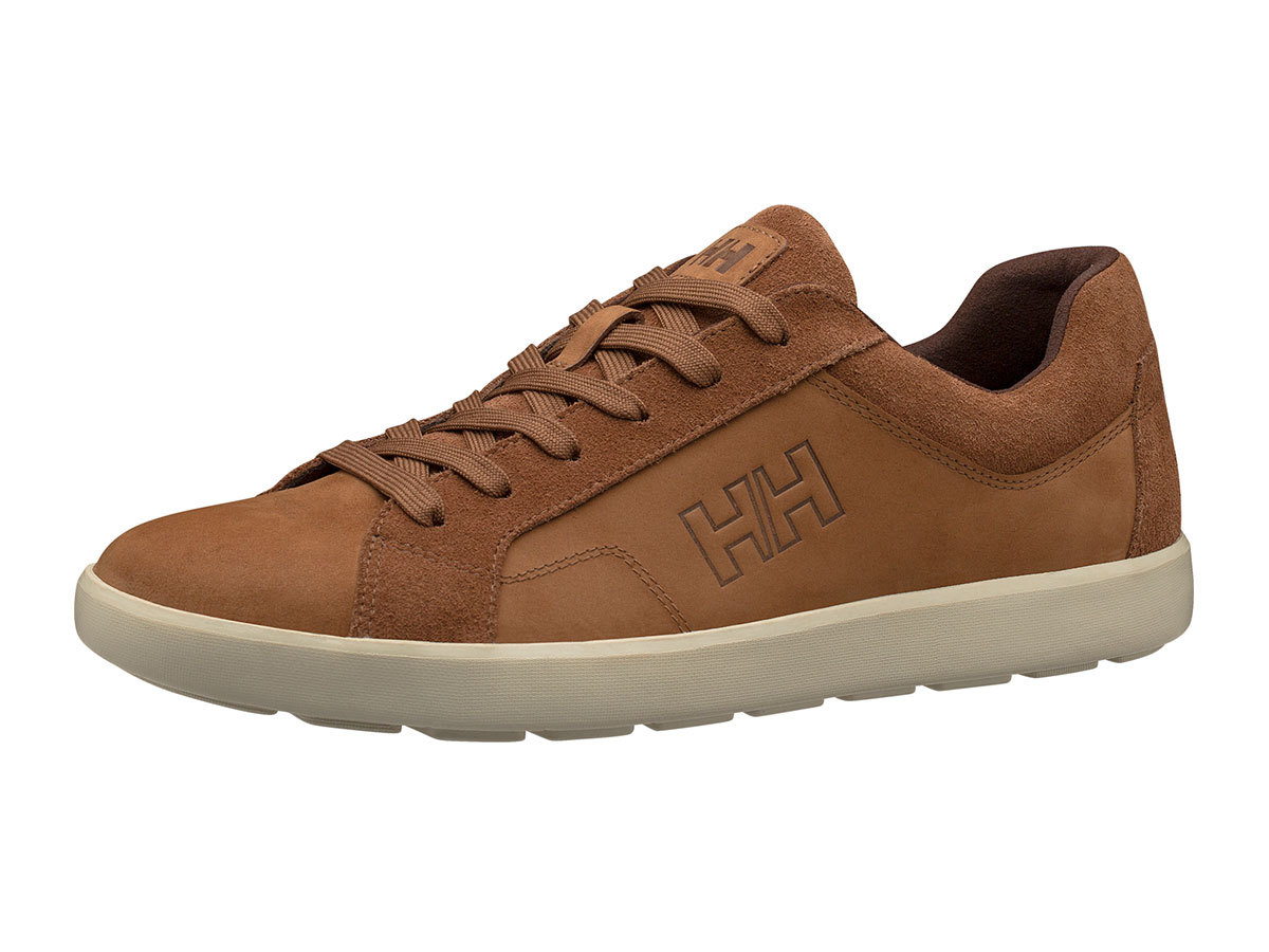 Helly Hansen VERNON LOW-CUT - WHISKEY / CASTLE WALL - EU 40/US 7 (11515_741-7 )