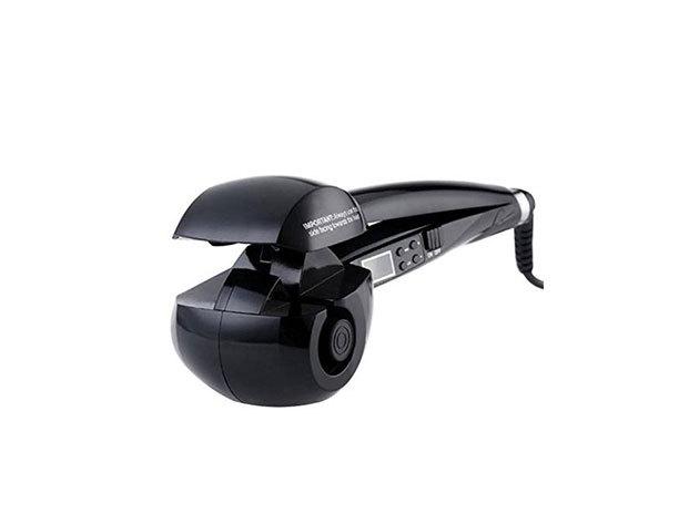 Hajgöndörítő, 2 színben Fekete (HOP1000854-1)