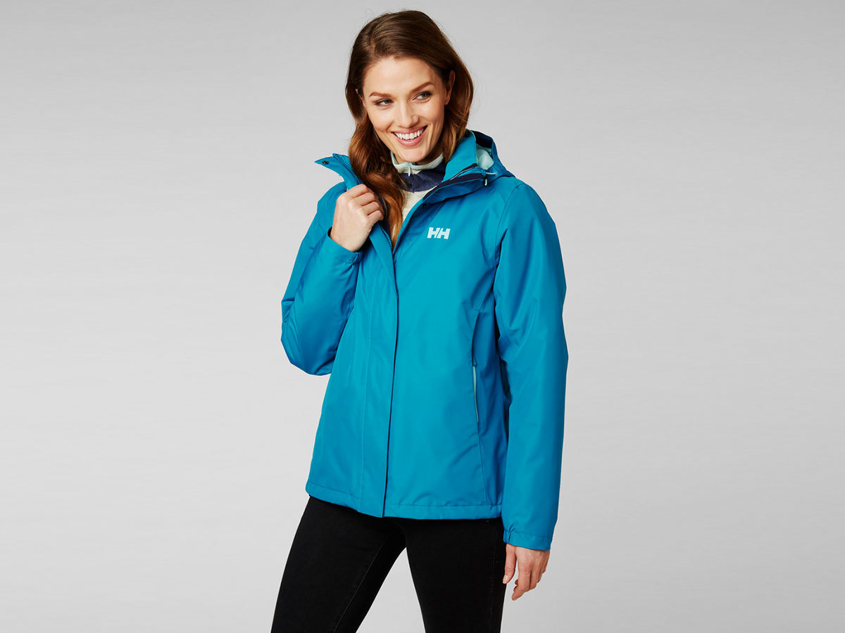 Helly Hansen W SQUAMISH 2.0 CIS JACKET - BLUE WAVE - S (53206_632-S )