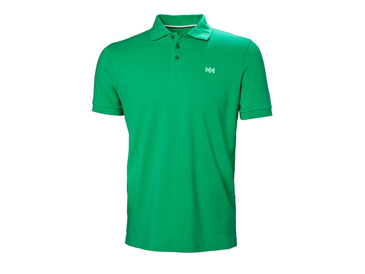 Helly Hansen TRANSAT POLO - DEEP MINT - M (33980_483-M )