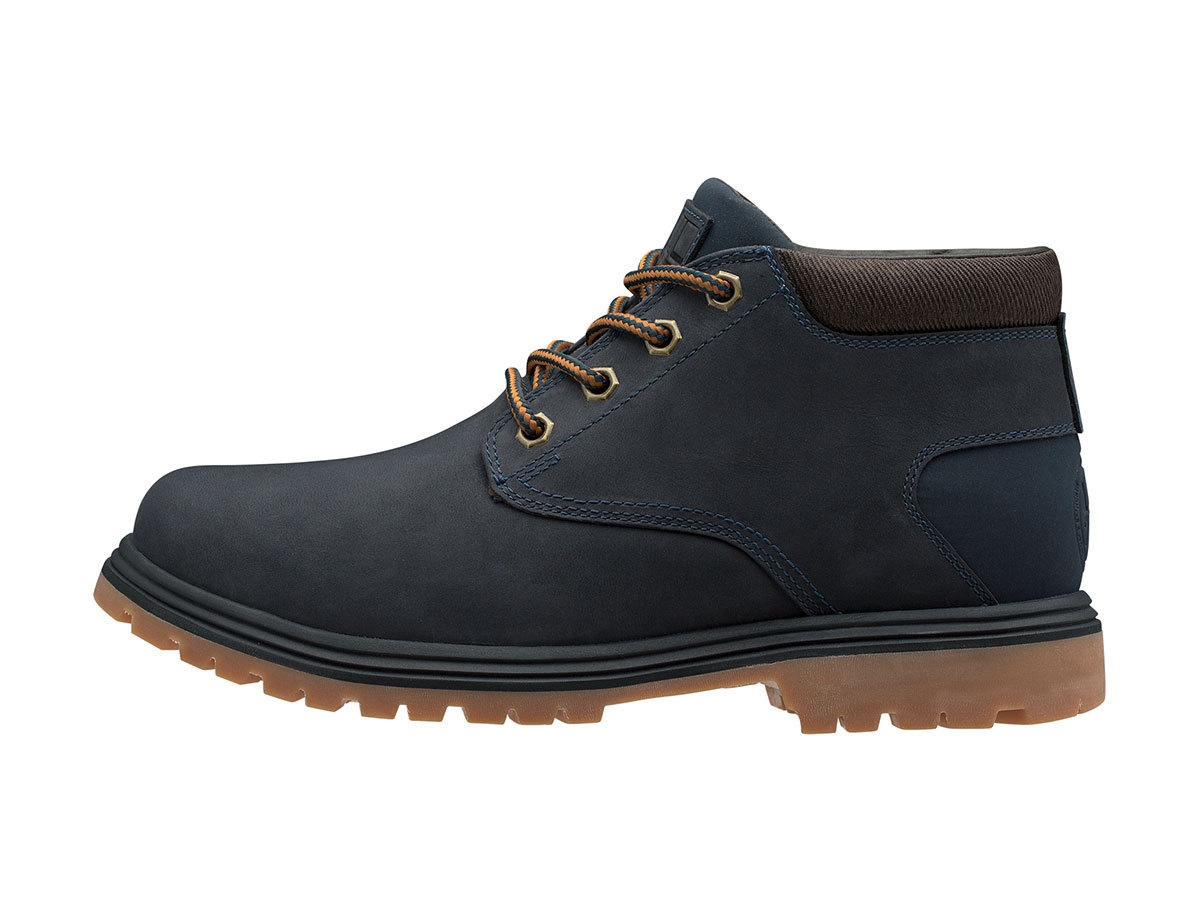 Helly Hansen SADDLEBACK CHUKKA - NAVY / ESPRESSO / LIGHT G - EU 44/US 10 (11526_597-10 )