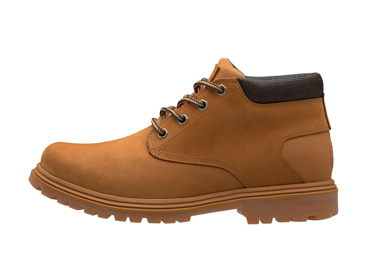 Helly Hansen SADDLEBACK CHUKKA - HONEY WHEAT / ESPRESSO / - EU 43/US 9.5 (11526_726-9.5 )