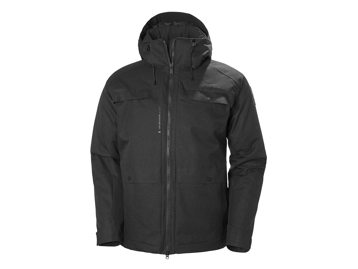 Helly Hansen CHILL PARKA - BLACK - S (53145_990-S )