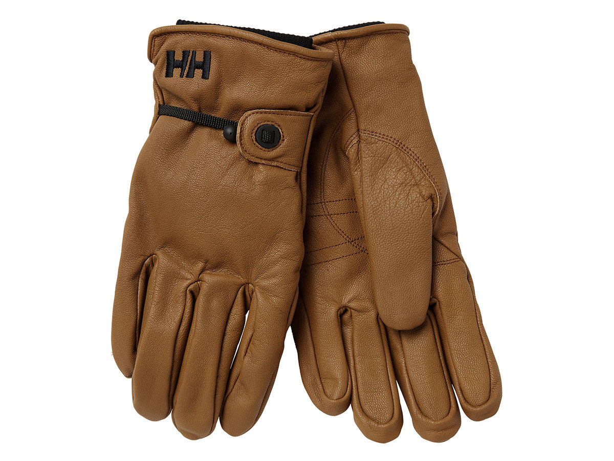 Helly Hansen VOR GLOVE - CEDAR BROWN - S (67806_719-S )