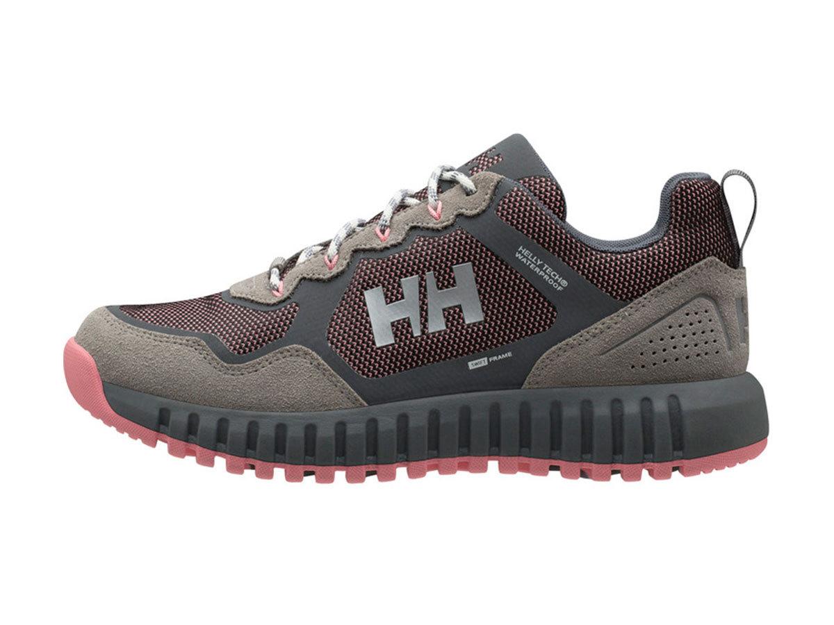 Helly Hansen W MONASHEE ULLR LOW HT - CHARCOAL / NEW LIGHT GREY - EU 36/US 5.5 (11514_964-5.5F )