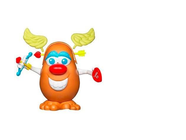 Szerelmes Krumplifej - PotatoHead asszonyság