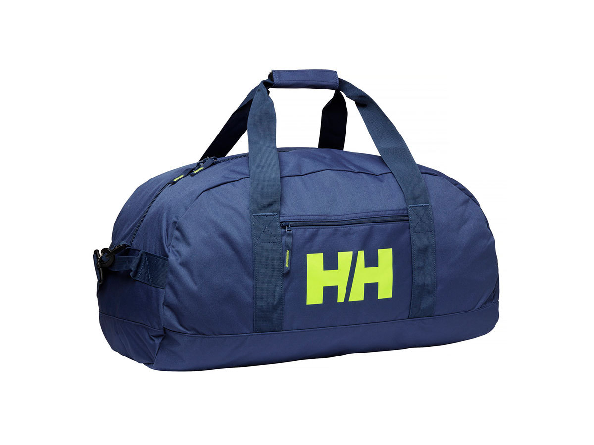 Helly Hansen SPORT DUFFEL 50L - NORTH SEA BLUE - STD (67421_603-STD ) - AZONNAL ÁTVEHETŐ