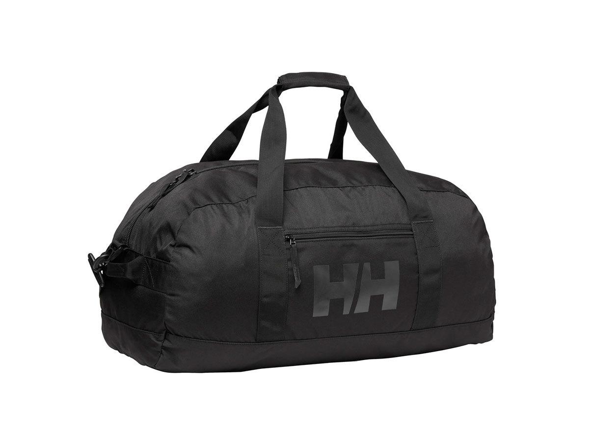 Helly Hansen SPORT DUFFEL 50L - BLACK - STD (67421_990-STD ) - AZONNAL ÁTVEHETŐ
