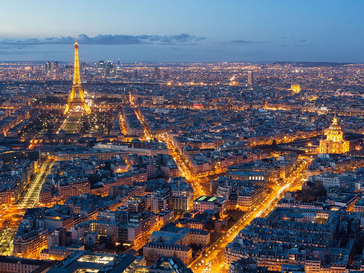 Párizs - szállás 4 nap/3 éjszakára 2 fő részére, reggelivel - Hotel Espace Champerret