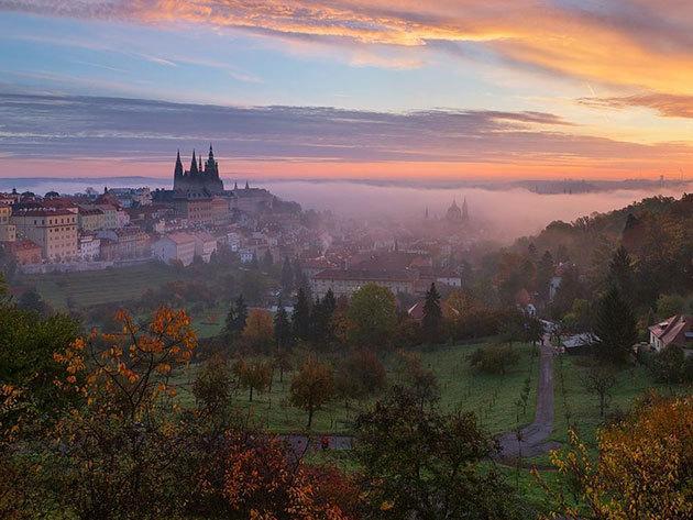 Prága - szállás 3 nap/2 éjszakára 2 fő részére reggelivel és wellness használattal - Hotel Duo****