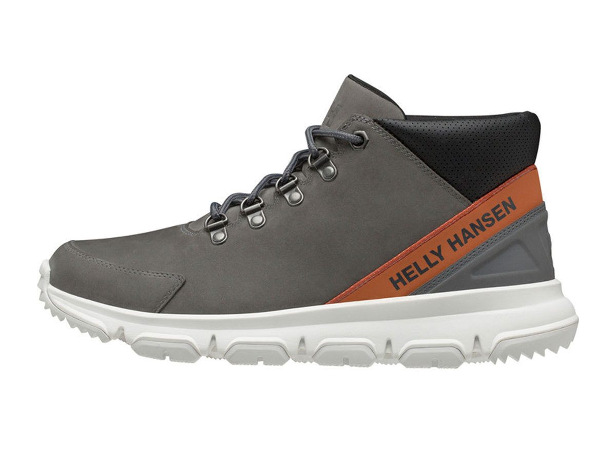 Helly Hansen FENDVARD BOOT - CHARCOAL / BURNT ORANGE / - EU 41/US 8 (11475_964-8 )