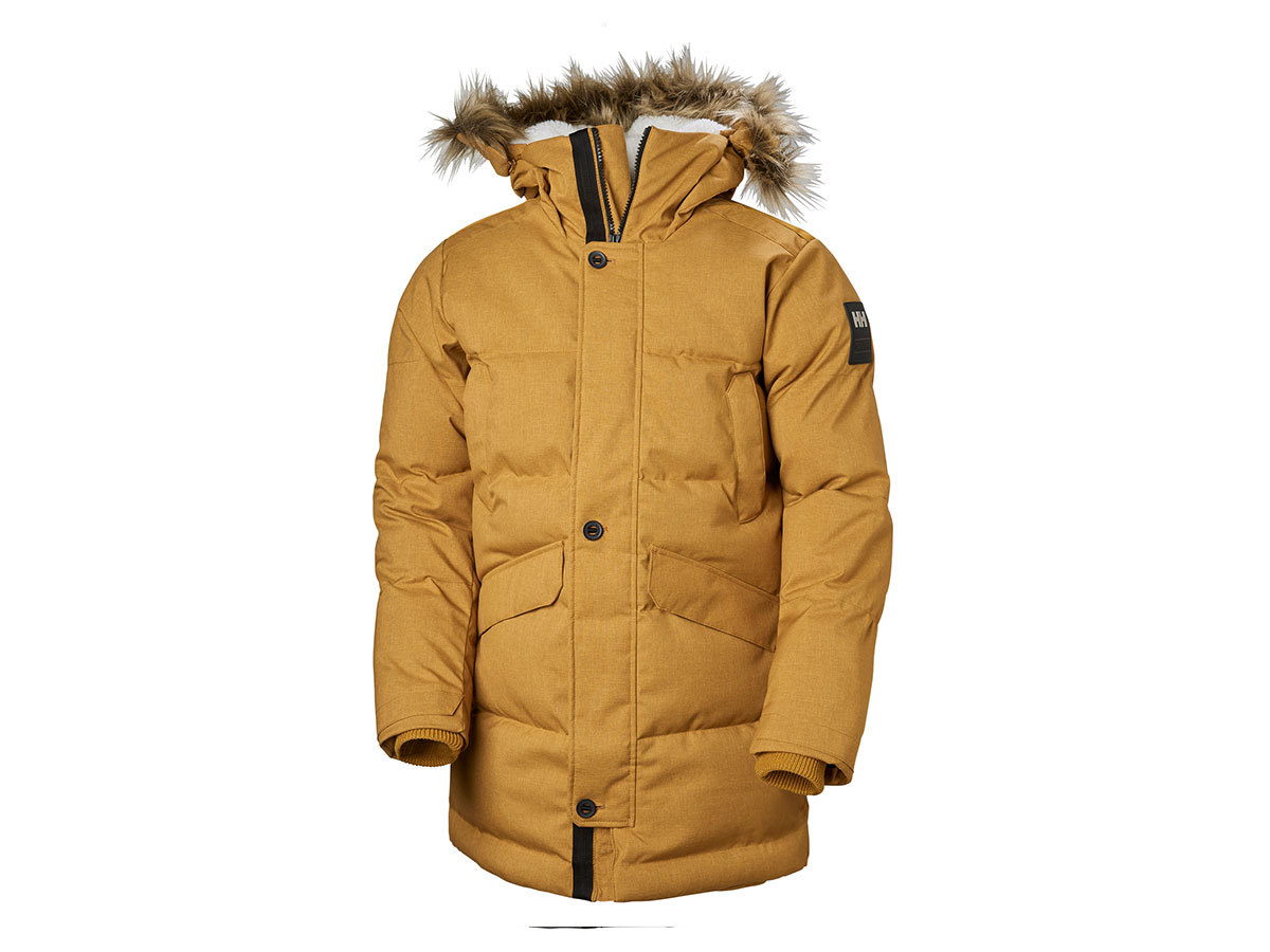 Helly Hansen BARENTS PARKA - SPICE - S (53167_217-S )