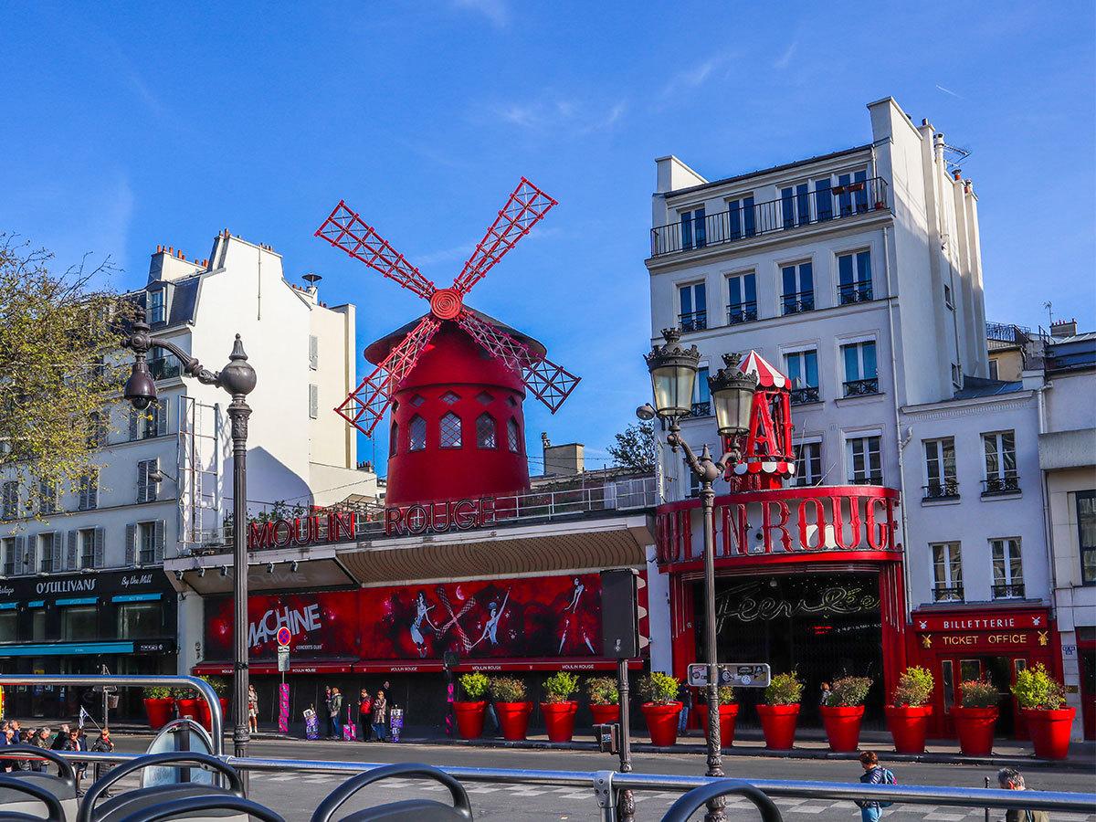 Párizs, szállás 2 vagy 3 éjszakára 2 fő részére a város egyik legkedveltebb régiójában, a Moulin Rouge közelében / Luxelthe Hotel