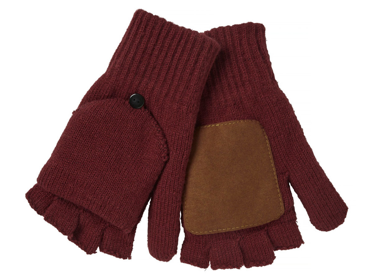 Helly Hansen ROAM GLOVES - OXBLOOD - L/XL (67418_215-L/XL )
