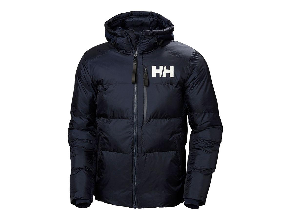 Helly Hansen ACTIVE WINTER PARKA - NAVY - XL (53171_597-XL ) - AZONNAL ÁTVEHETŐ