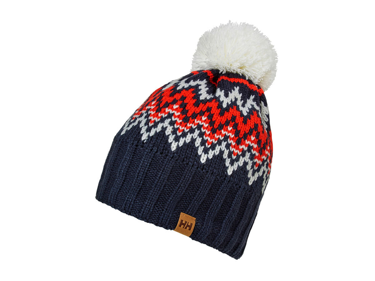 Helly Hansen W POWDER BEANIE - NAVY - STD (67152_597-STD )