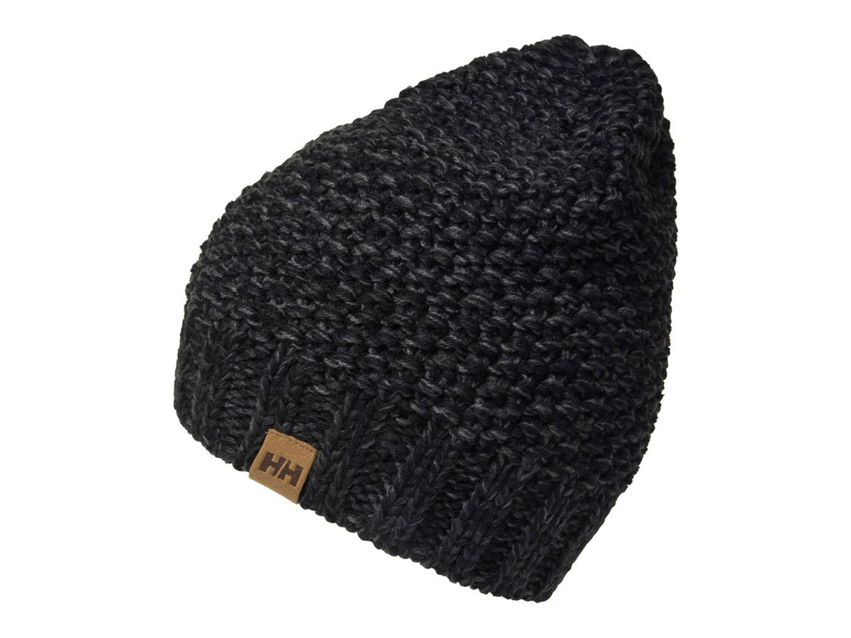 Helly Hansen CHILL KNIT BEANIE - BLACK - STD (67405_990-STD )