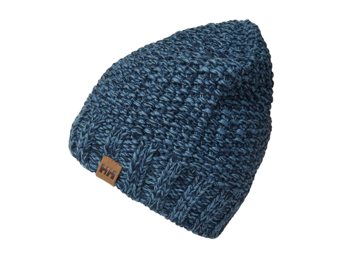 Helly Hansen CHILL KNIT BEANIE - BLUE FOG - STD (67405_625-STD )
