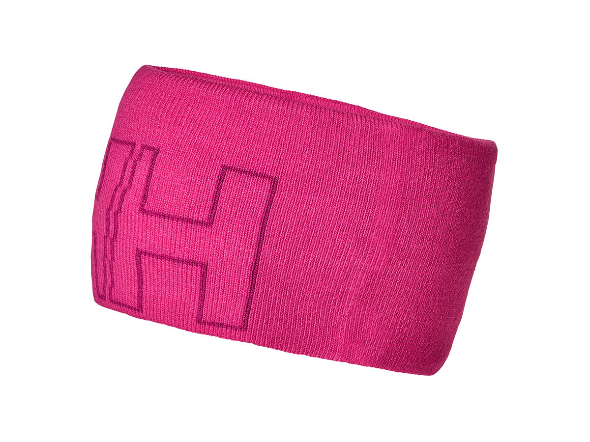 Helly Hansen OUTLINE HEADBAND - DRAGON FRUIT - STD (67148_181-STD )