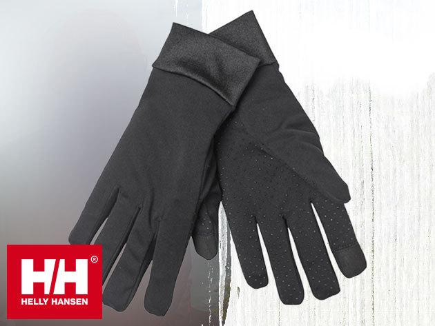 Helly Hansen HH TOUCH LINER és HH FLEECE TOUCH GLOVE LINER kesztyű érintőkijelzős készülékekhez és HH WARM GLOVE LINER gyapjú kesztyű LIFA® technológiával