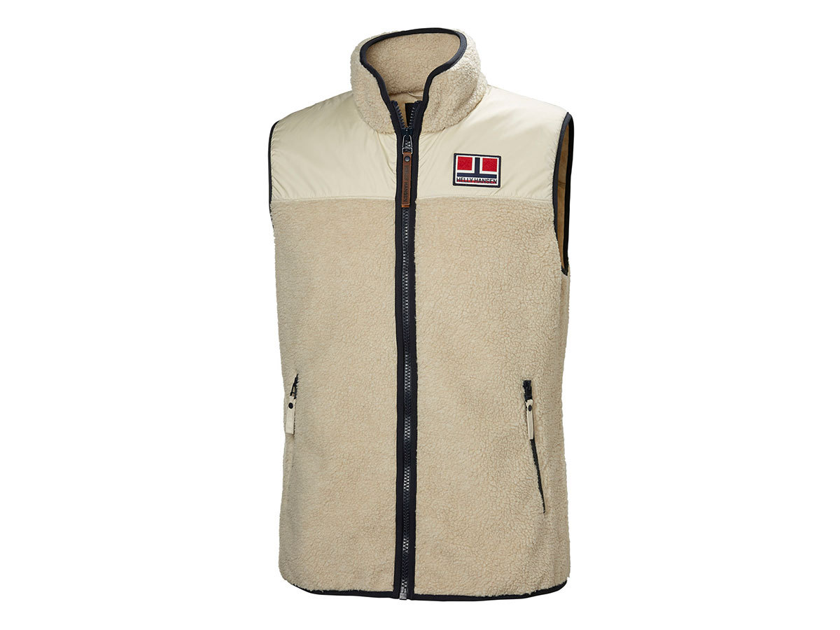 Helly Hansen 1877 PILE VEST - CREAM - S (53336_034-S )