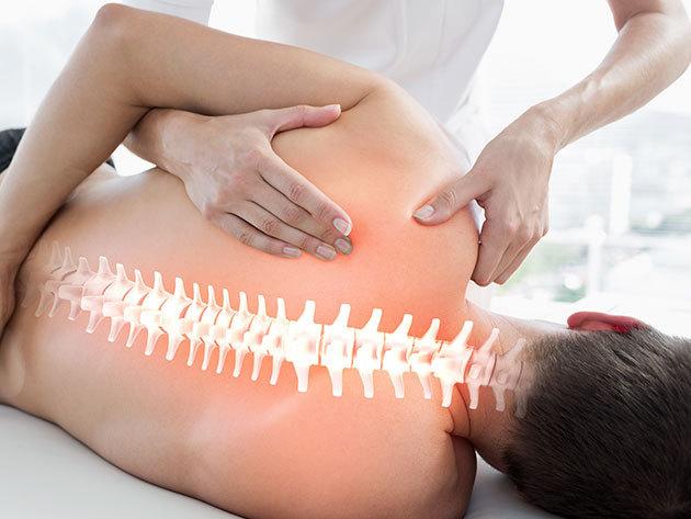 Lágy csontkovácsolás svédmasszázzsal - 90 perces kezelés teljes testen / XVII. ker., Beautiful szalon
