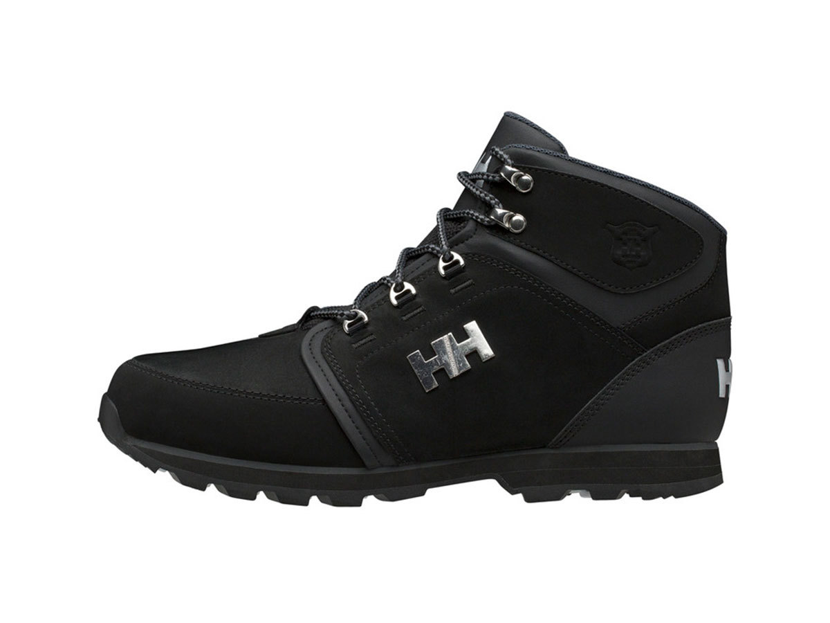 Helly Hansen KOPPERVIK - BLACK / EBONY / GREY FOG - EU 40/US 7 (10990_992-7 )