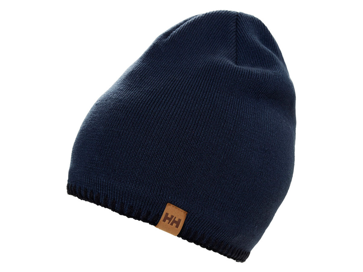 Helly Hansen MOUNTAIN BEANIE FLEECE LINED - NORTH SEA BLUE - STD (67083_603-STD )