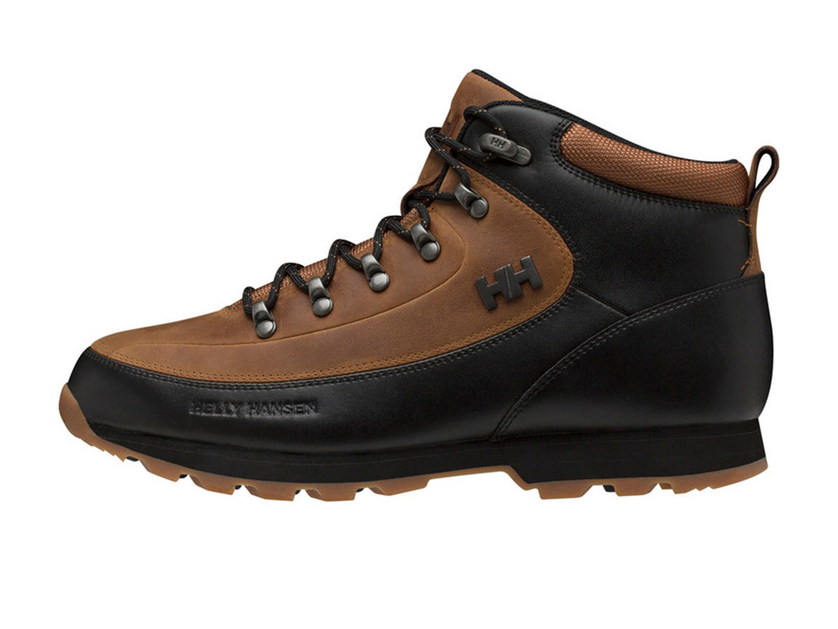 Helly Hansen THE FORESTER - HONEY WHEAT / BLACK / SOC - EU 40/US 7 (10513_727-7 )