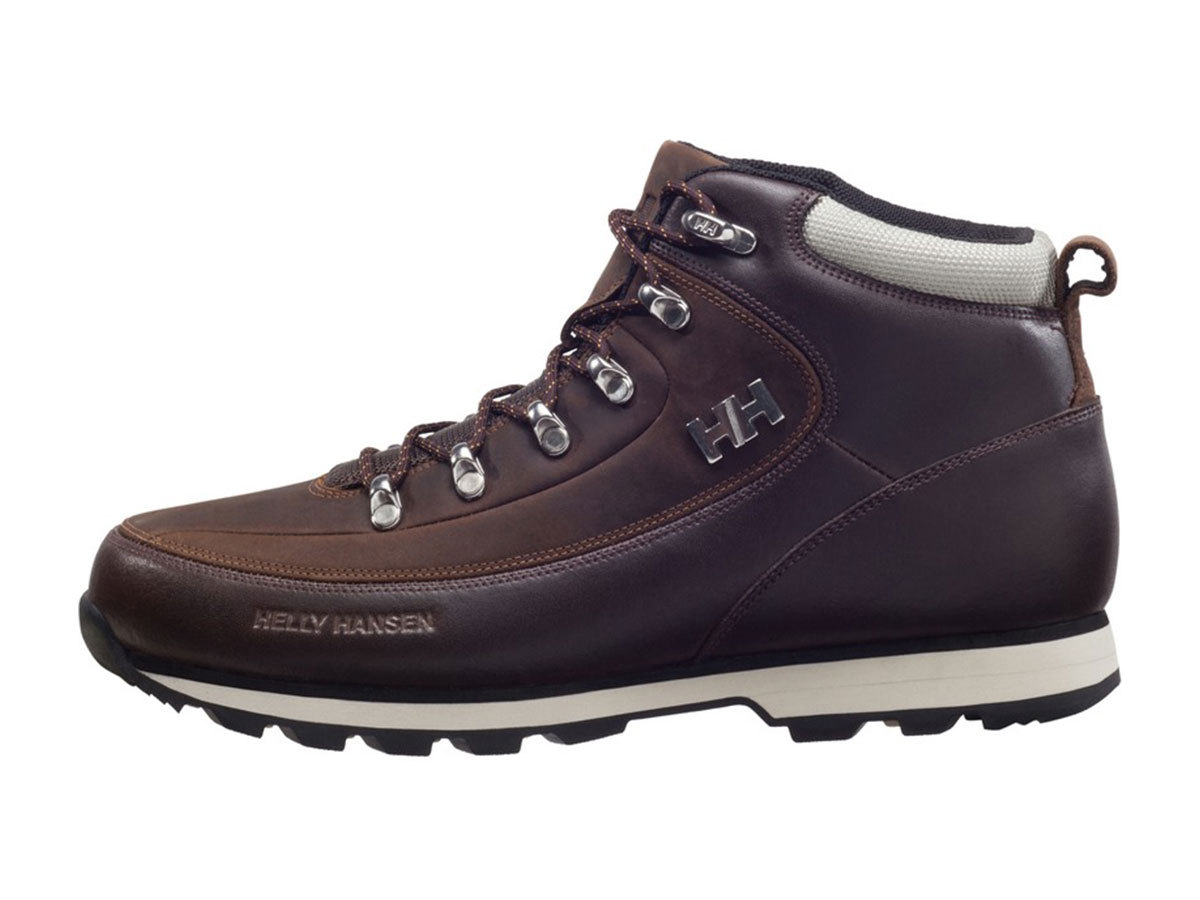 Helly Hansen THE FORESTER - COFFE BEAN / BUSHWACKER / - EU 42/US 8.5 (10513_708-8.5 )