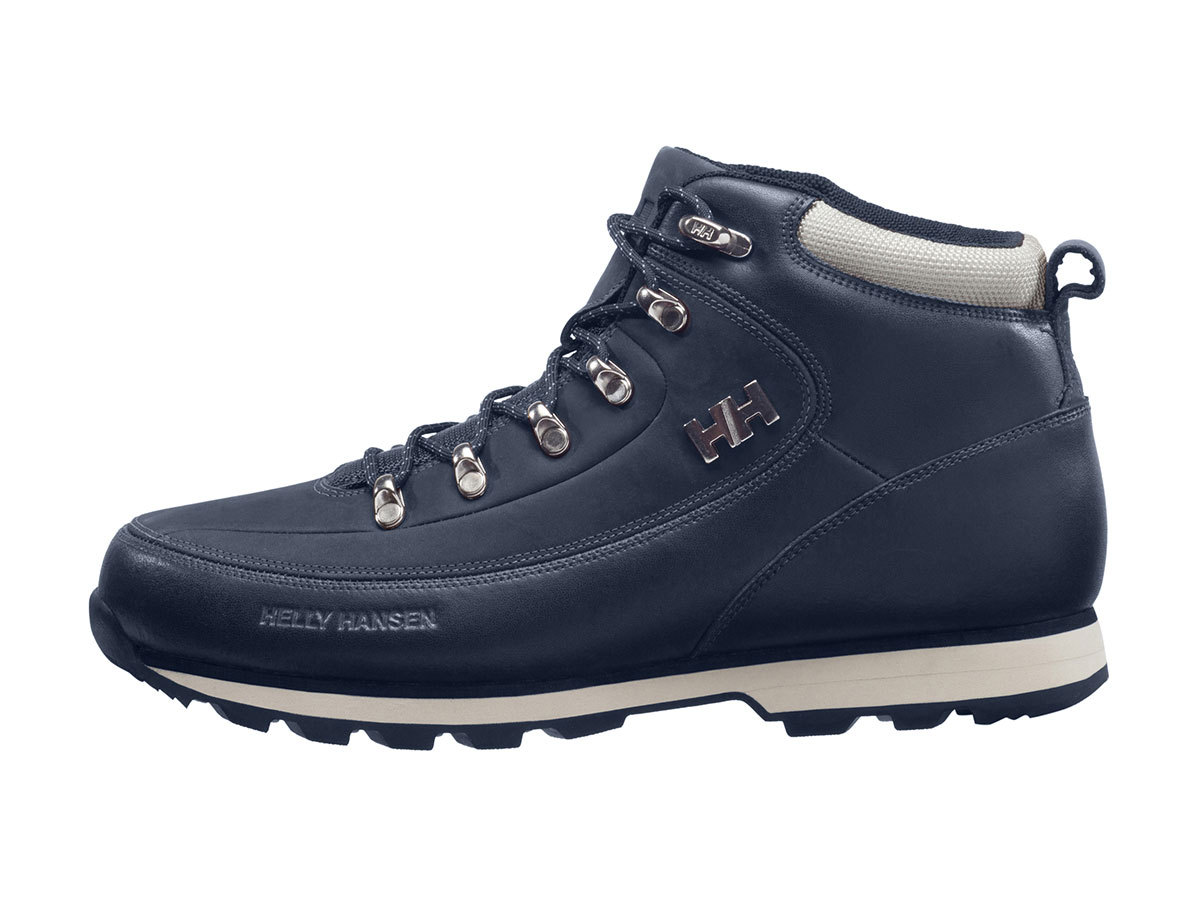 Helly Hansen THE FORESTER - NAVY/VAPOROUS GREY/GUM - EU 40/US 7 (10513_597-7 )